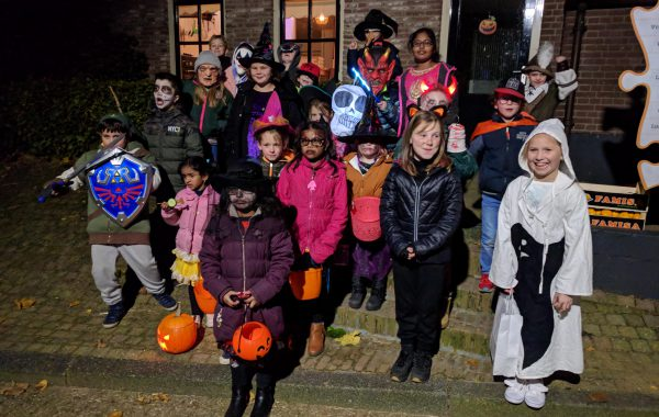 Halloweenfeest 31 oktober 2020